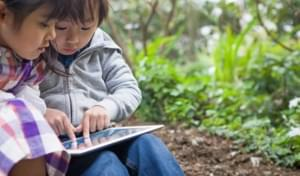 Learning While on Holiday for the Children