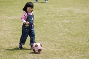 Olahraga Bareng Si Kecil