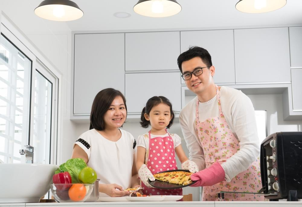 6 Benefits of Cooking with Your Child