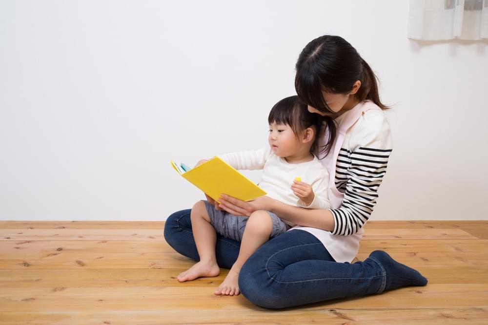 Tingkatkan Keterampilan Bahasa Si Kecil dengan Dongeng