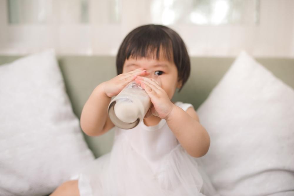 Do You Want Your Little One to Be Smart? These Five Nutrients Will Do!