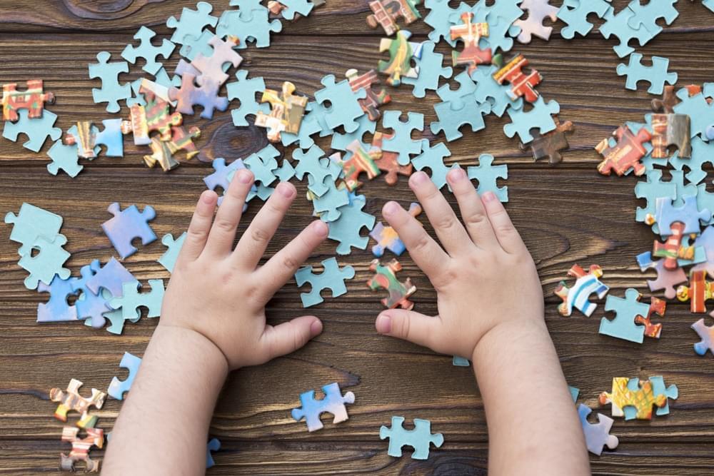 Manfaat Bermain Puzzle untuk Si Kecil