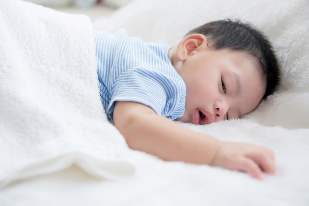 The Benefit of Afternoon Nap for Your Little One