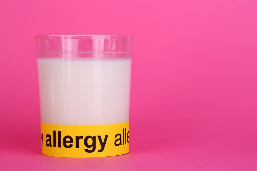 Know the Symptoms and Management of Your Little One's Cow Milk Allergy