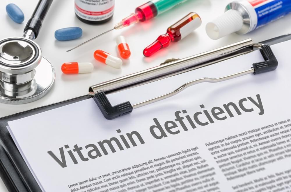 What Are The Signs Of Your Little One Experiencing Vitamin Deficiency?