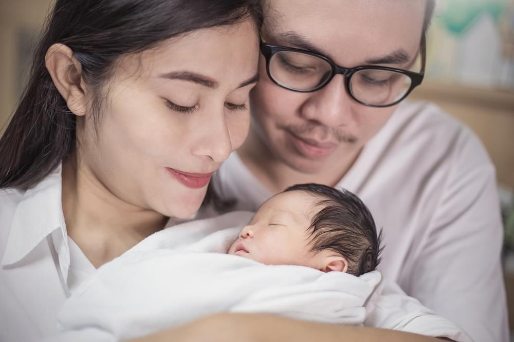 Kenali Pribadi Si Kecil Sejak Bulan Pertama Kehidupannya