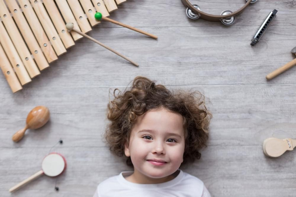 5 Music Benefits For Your Little One's Growth And Development