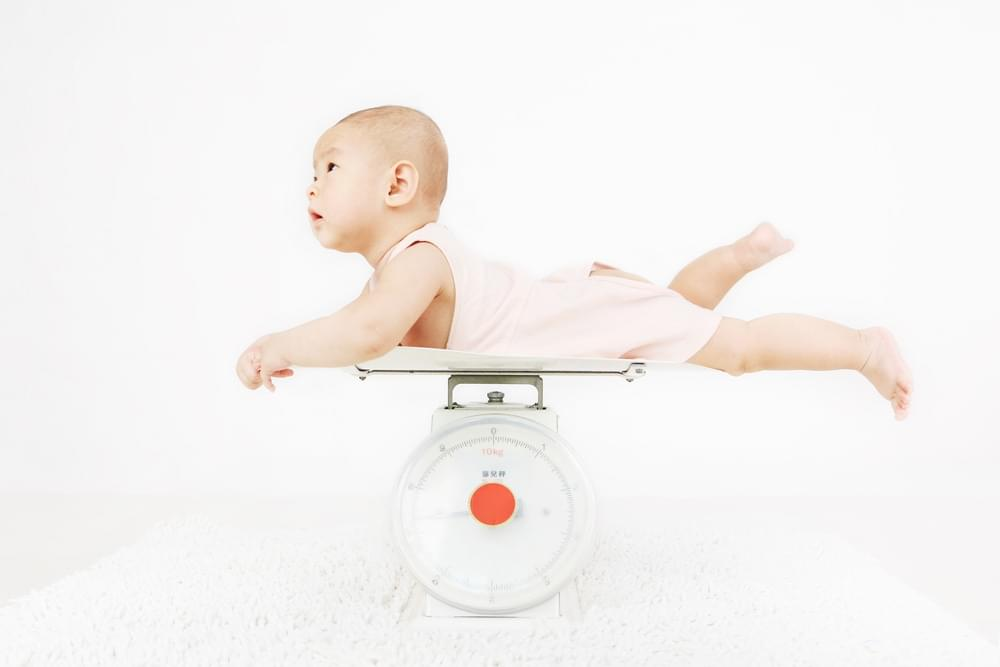 Increase Your Little One's Body Weight with These Tips
