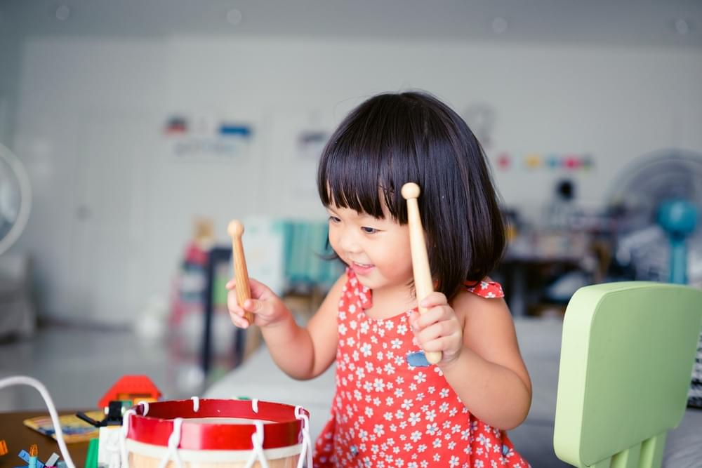 The Important Role Of Music For The Little One's Intelligence
