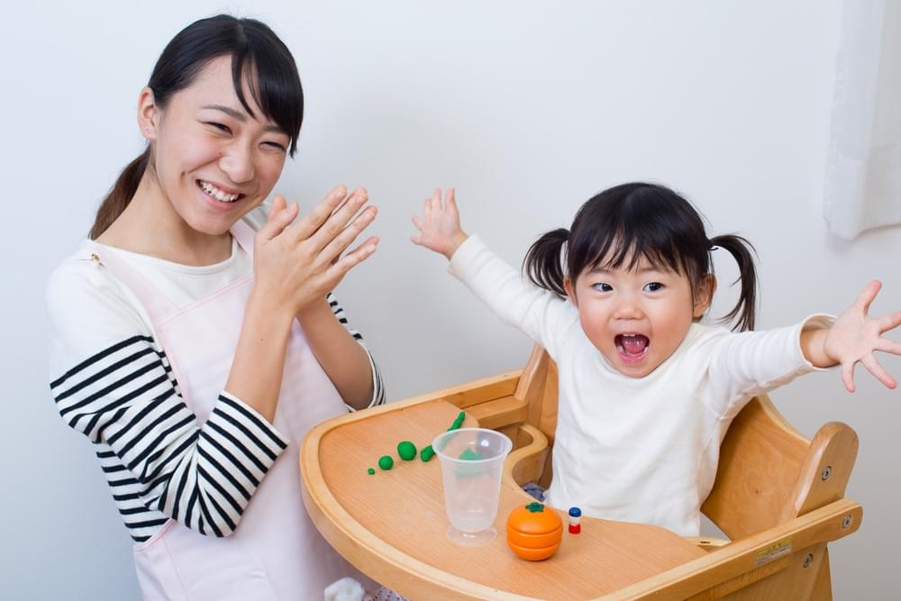 Improve The Little One's Intelligence With The Right Parenting Style