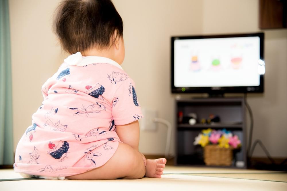 Adakah Manfaat Menonton Tv Untuk Batita?