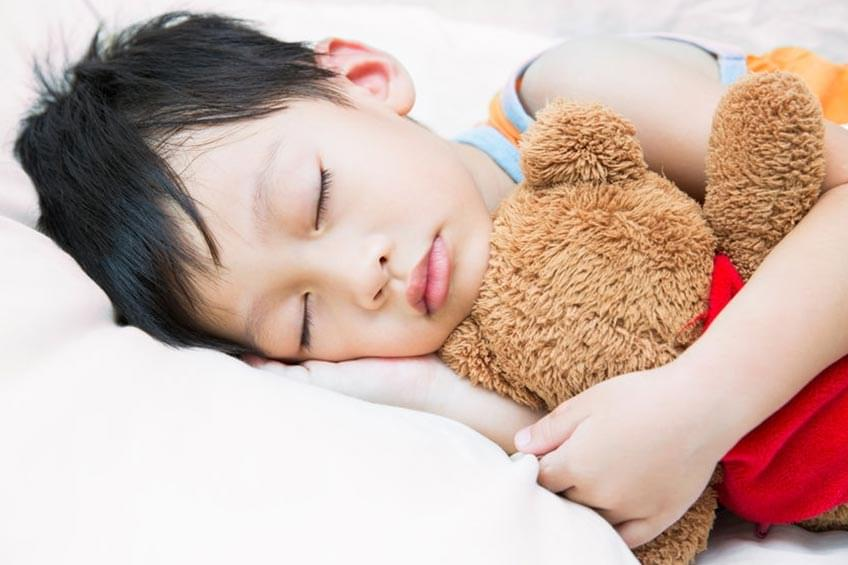 The Benefits Of Afternoon Naps For The Little One