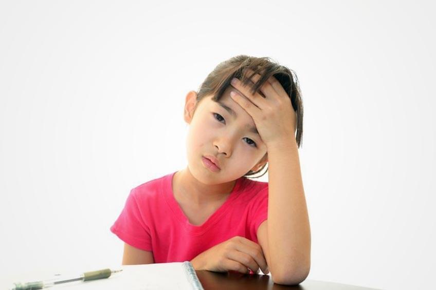 Stres Pada Si Kecil: Mungkinkah Terjadi?