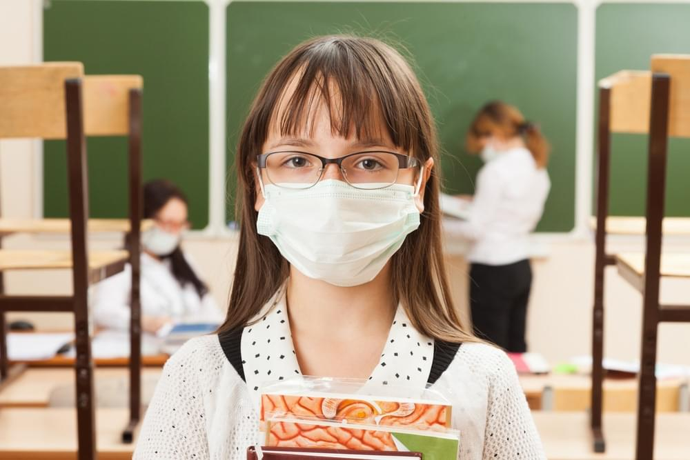 Kenali 4 Cara Penularan Penyakit Infeksi di Sekolah