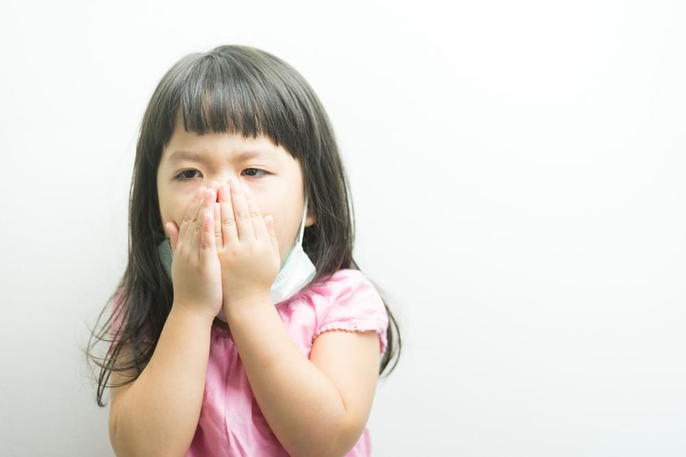 Manage Your Little One's Cough Wisely