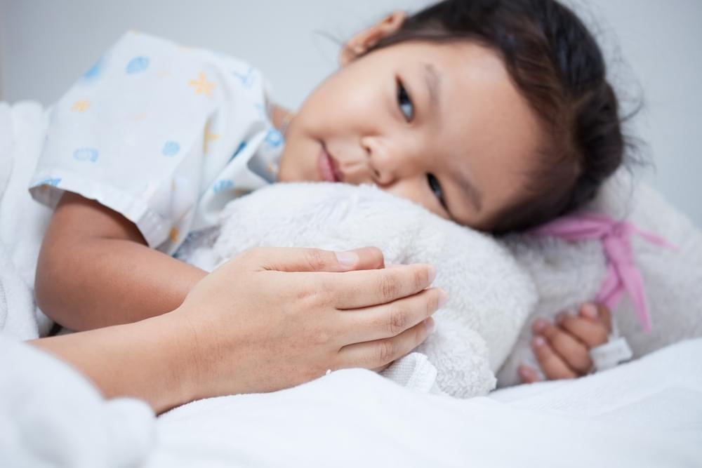 Effective Strategy to Overcome Cough on Your Little One