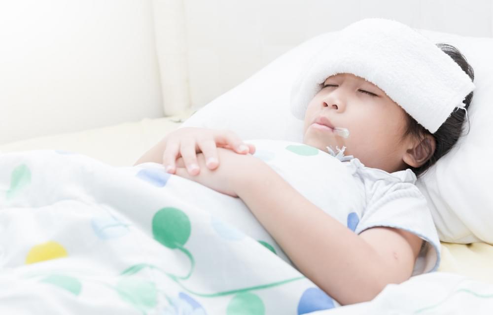 Tak Perlu Antibiotik Bila Si Kecil Sakit Ini