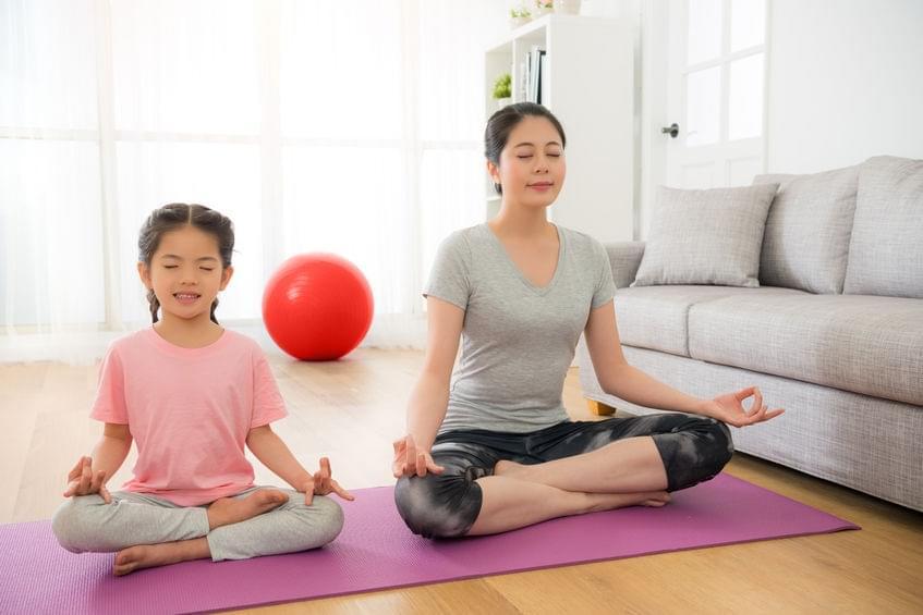 5 Cara Hindari Si Kecil dari Ancaman Stres