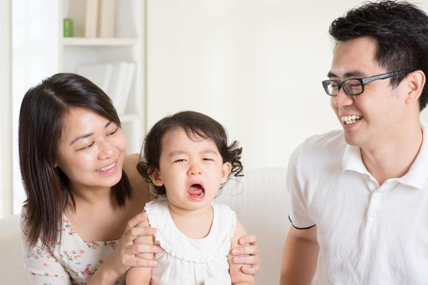 Be Wise in Dealing with Your Children's Tantrum