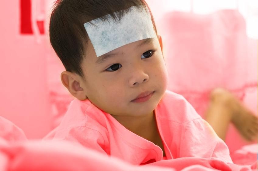 Jaga Si Kecil dari Flu dan Batuk dengan Cara Mudah