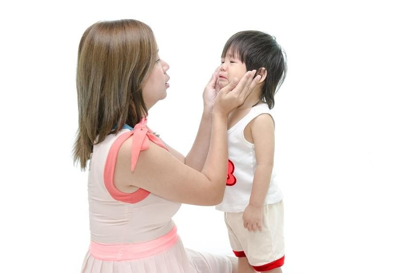 Do Not Lose to Your Child's Whining