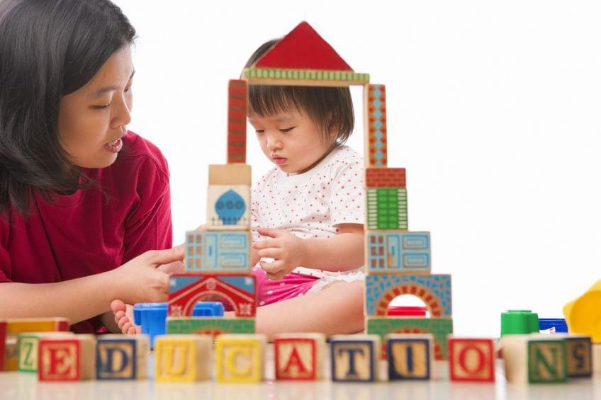 Create a Fun Learning Session for the Child