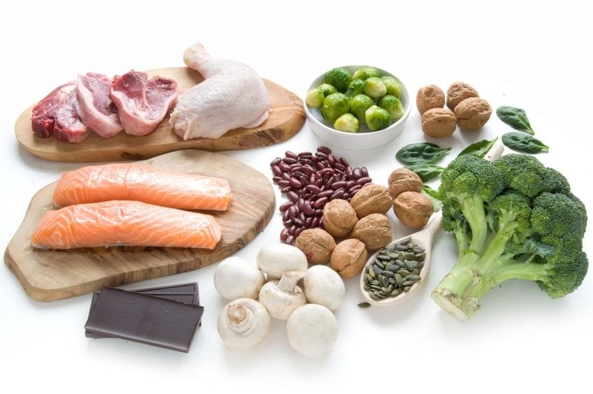 The Benefits of Maintaining a Good Choline and Iron Intake for the Child