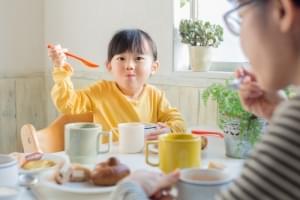 Awali Hari Si Kecil dengan Sarapan Sehat Bernutrisi Tinggi