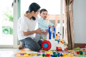 Train Your Little One's Gross Motor Skill with These Ways