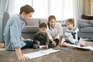 3 Ways How to Care Your Youngest Son Not to Be a Spoiled Kid