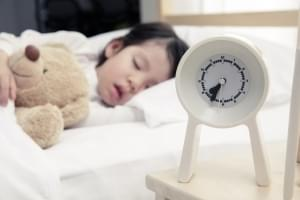 A Guide For Your Little One's Ideal Sleep Time