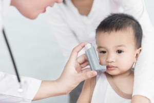 Detect Asthma Symptoms on Your Little One