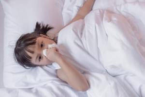 Don't let Cough Disturb Your Little One's Sleep