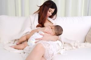 Form the Intelligence of the Child at Early Age with Breast Milk