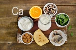 Role of Calcium in the Growth of the Child