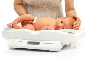 Body Weight Guide for Your Little One According to Age