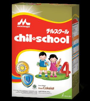 Chil School Gold Rasa Cokelat 400gr